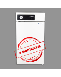 ATON ATMO 12EB\ЕВM Підлогово димохідний газовий котел +монтаж