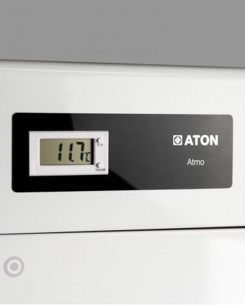 ATON ATMO 12ЕВМ Підлогово димохідний газовий котел + фільтр в подарунок