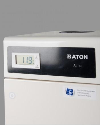 ATON ATMO 16ЕМ Підлогово димохідний газовий котел