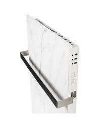 ERAFLYME Керамічна панель FLYME 600T білий камінь (рушникосушка вертикальна)