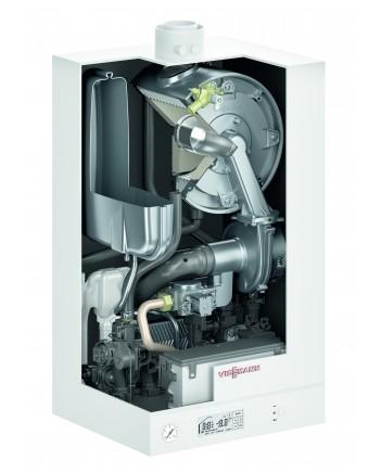 Viessmann Vitodens 100-W B1HC299 конденсаційний газовий одноконтурний котел 26 кВт