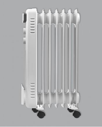 Радіатор масляний Zanussi ZOH/CS - 11W
