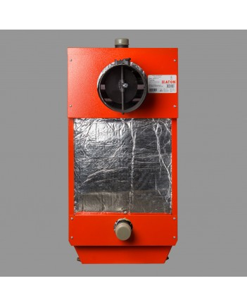 ATON ENERGY 20 квт Сталевий твердопаливний котел