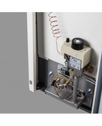 ATON Котел+ ATMO 10E\ЕМ Підлогово димохідний газовий котел з монтажем