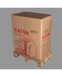ATON Multi 28 Сталевий твердопаливний котел